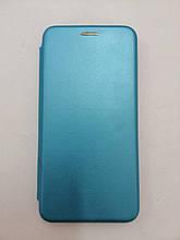 Чехол-книжка Samsung A41 А415F 2020 Level Blue