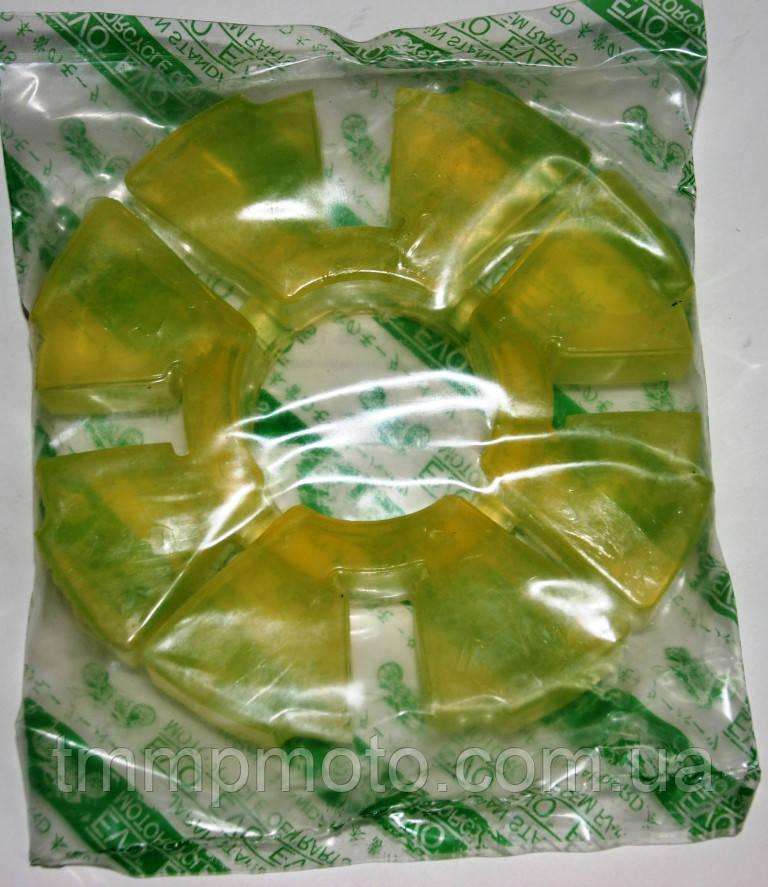 Демферные резинки силикон Minsk-SONIK-125-150см3