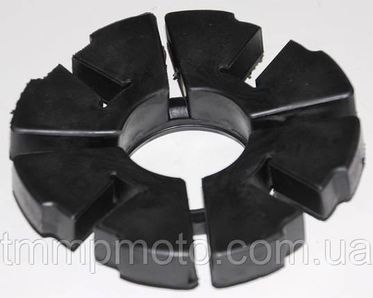Демферные резинки чёрные Minsk-SONIK-125-150, фото 2