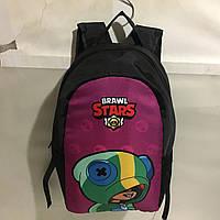 Рюкзак школьный, спортивный рюкзак для города BRAWL STARS
