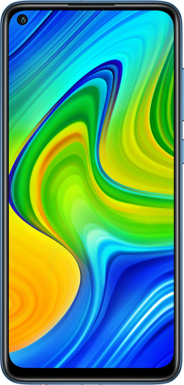 Смартфон Xiaomi Redmi Note 9 3/64GB Midnight Grey (6571344)