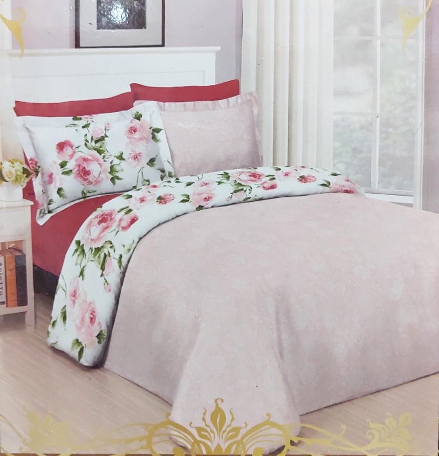 Комплект постельного белья Woodbury's (Пакистан) Двуспальный 7006-2