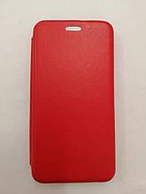 Чехол-книжка Samsung A41 А415F 2020 Level Red