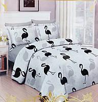 Комплект постельного белья Woodbury's (Пакистан) Двуспальный 7008-2, фото 1