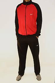 Мужской спортивный трикотажный костюм M - 3XL Спортивный мужской комплект в хороших размерах