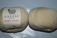 Gazzal Baby Wool - 829 медовый