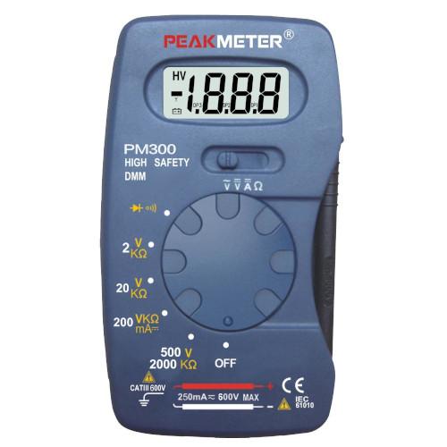 Мультиметр универсальный PM300 PROTESTER