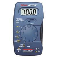 Мультиметр универсальный PM300 PROTESTER, фото 1