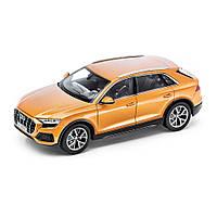 Масштабна модель Audi Q8, Dragon Orange, Scale 1:43, артикул 5011708631