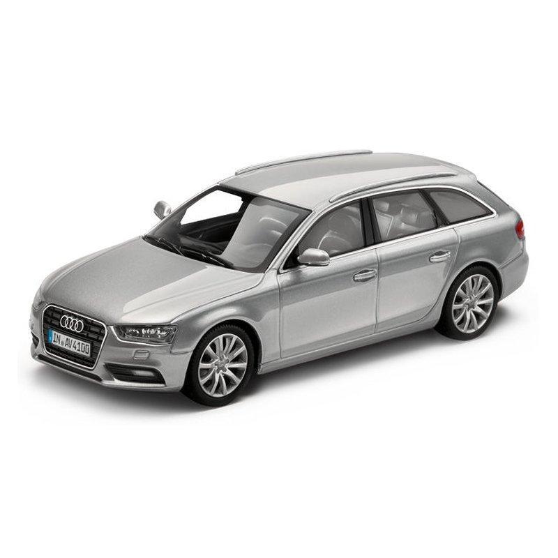 Модель Audi A4 Avant, Ice silver, Scale 1:43, артикул 5011204213