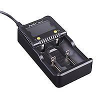 Зарядний пристрій Fenix 2*26650 18650 16340 14500 10440  АА ААА С, фото 1