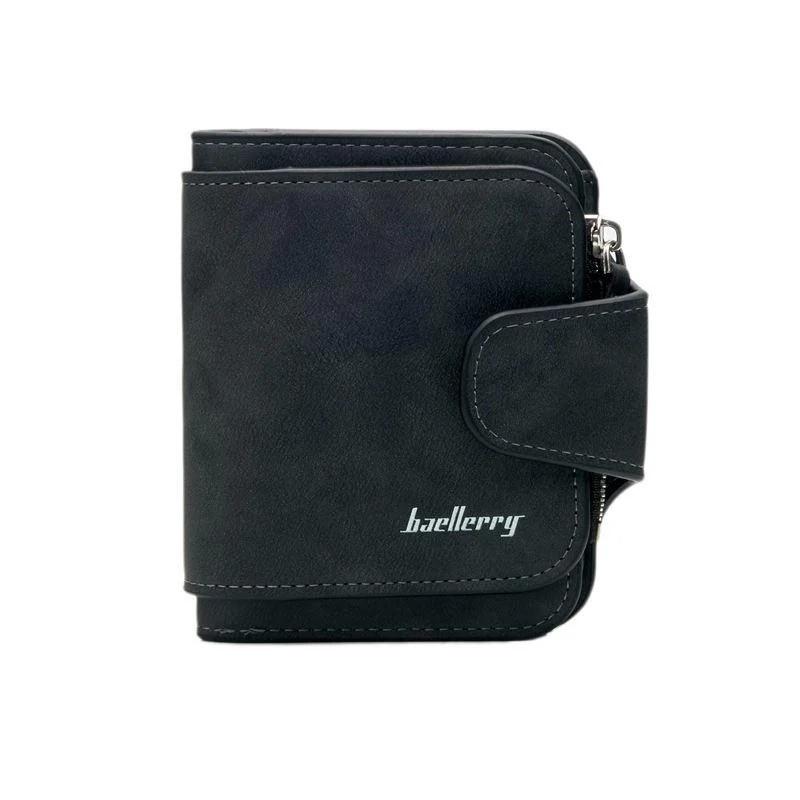 Гаманець жіночий Baellerry Forever Mini чорний (12110)