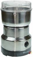 Кофемолка измельчитель блендер домотек электрическая електрическая Domotec dt-592 ms-1106 для кофейных зерен