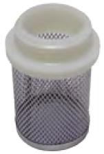 Сітчастий фільтр для донних клапанів