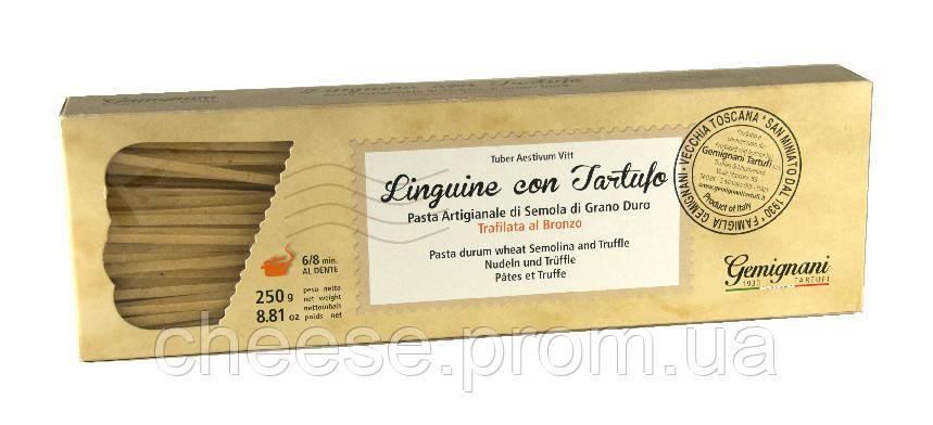 Паста Трюфельна з твердих сортів пшениці у карт. коробці 250г Gemignani Tartufi