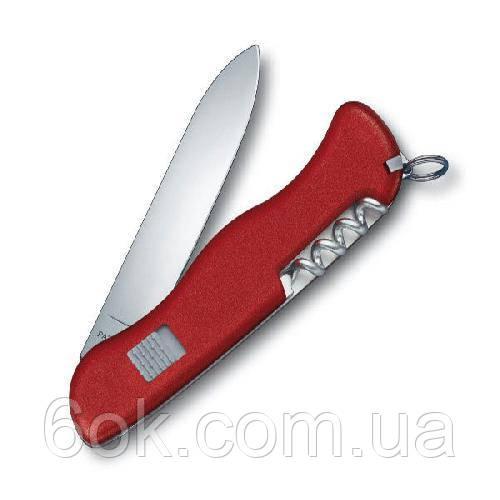 0.8823 Ніж Victorinox Alpineer, червоний