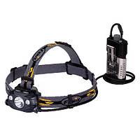Ліхтар налобний Fenix HP30R чорний, фото 1