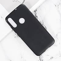 Чехол Soft Line для Motorola Moto E6 Plus (XT2025-2) силикон бампер черный