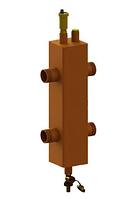"""Гидравлический разделитель OLE - PRO ОГС-Р-6 до 135кВт, 1 1/2""""-1 1/2"""""""