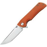 Нiж складний Bestech Knife PALADIN Orange BG13C-1, фото 1