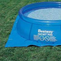 Покрытие под бассейн 58000(Размер: 2,74м х 2,74м)
