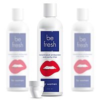 Ополаскиватель для полости рта BE FRESH для женщин