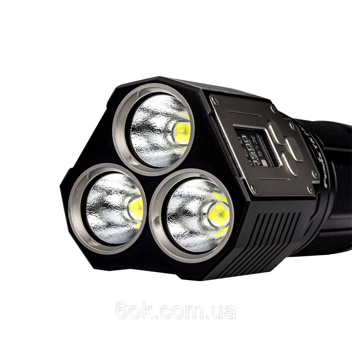 Ліхтар ручний Fenix TK72R 3 Cree XHP70