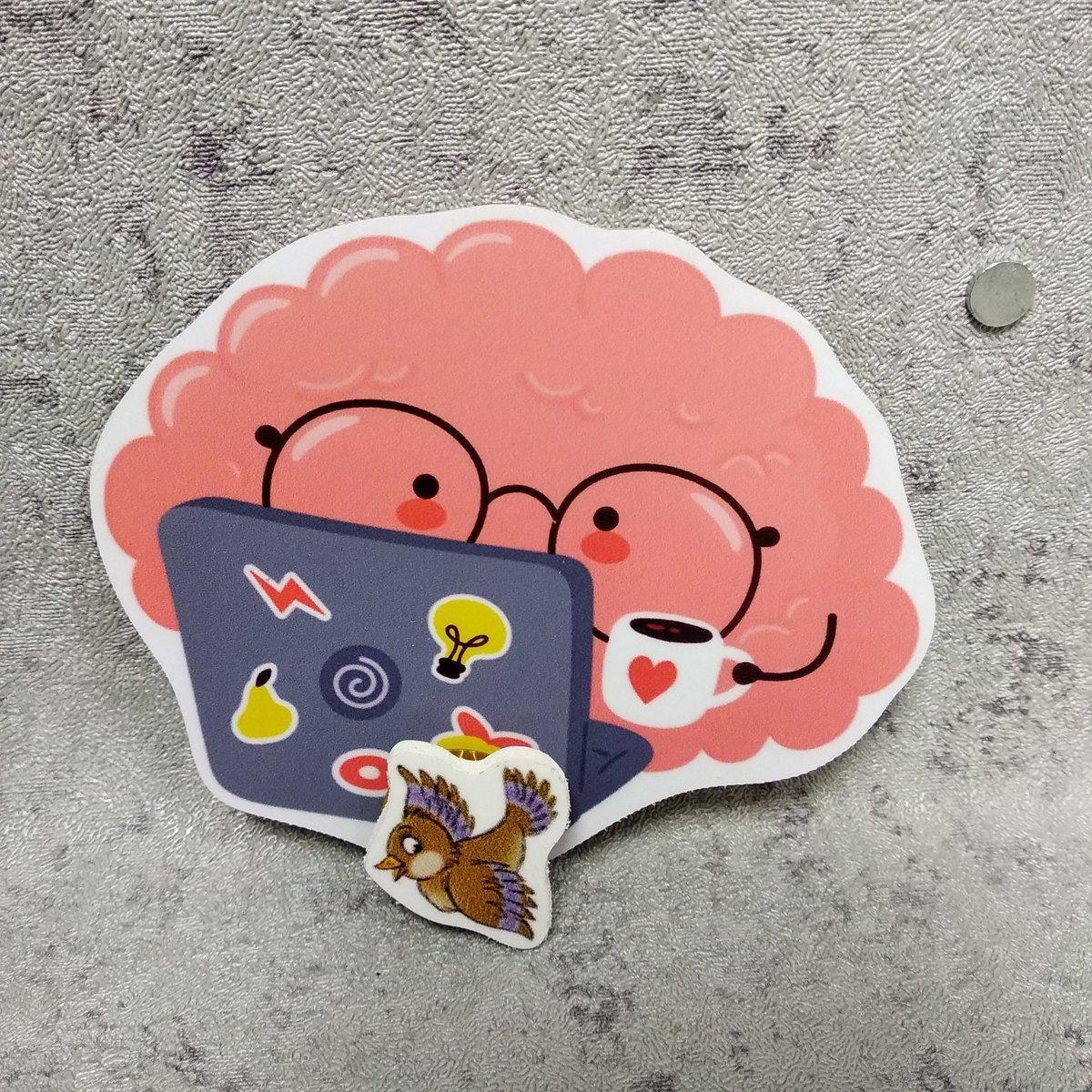 """Магнитный стенд для крепления рисунка магнитом """"Мозг"""""""