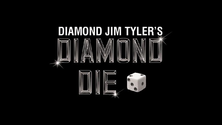 Реквізит для фокусів   Diamond Die (1) by Jim Diamond Tyler