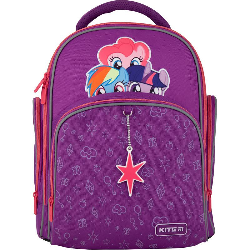 "Рюкзак ""Kite"" Education Little Pony 2від. 2карм.№LP20-706S(4)"
