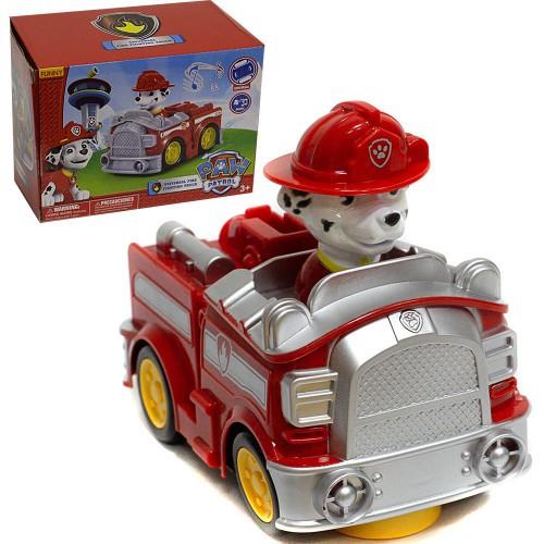 Пожарная машинка с музыкальным и световыми эффектами Щенячий патруль XZ-348