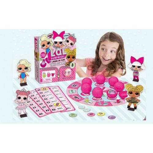 Кукла LOL BB38 игровой набор 3 серия