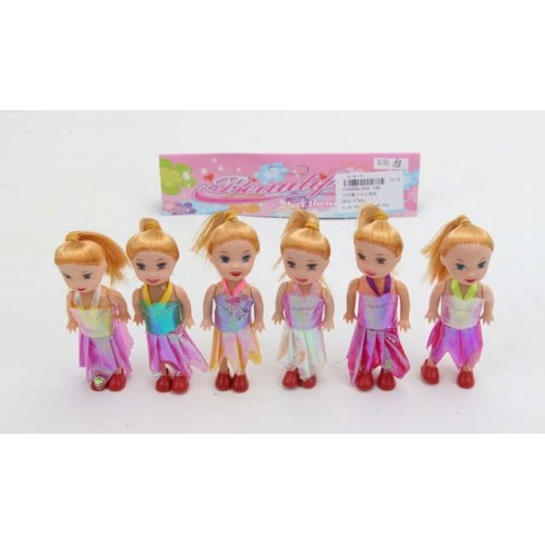 600-198 Куколки 6 шт