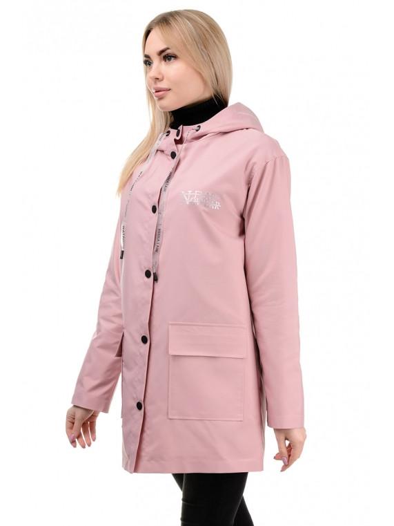 Куртка демісезонна (рожевий)