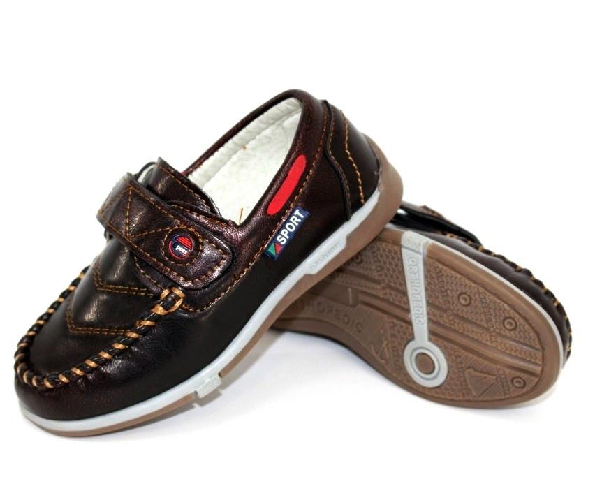 Детские туфли лакированы