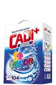Cadi Color стиральный порошок для цветных тканей 7.28 кг Картон