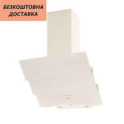 Вытяжка Ventolux PIEMONTE 60 IVORY (750) TRC SD Наклонная Слоновая кость/кремовый Стекло