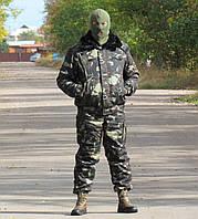 Костюм камуфлированный. Утеплённый. Дубок Украина.