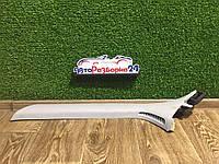 Накладка стойки лобового стекла левая Opel Combo Опель Комбо 2011-2015, 735458031