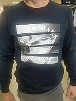 Мужская кофта, реглан PAUL&SHARK копия класса люкс