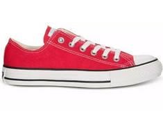 Кеды мужские Converse All Star красные низкие (Размер - 42)