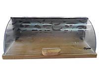 Хлебница деревянная OSCAR MK-OV08
