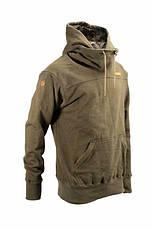 Мужская флисовая кофта Nash ZT Snood hoody, фото 2