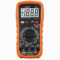 Цифровий мультиметр, універсальний мультиметр, мультиметр з термопарою PM64 PROTESTER, фото 1