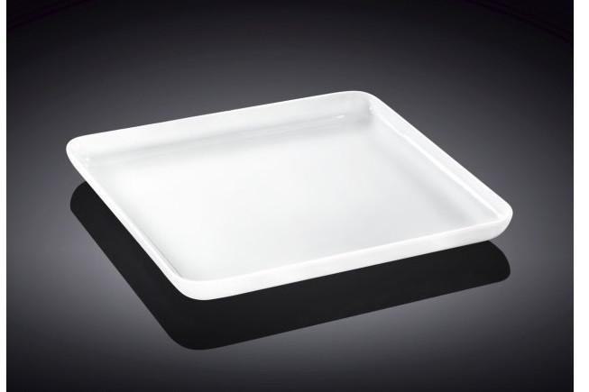 Блюдо Wilmax фарфоровое 31×31 см WL-992683