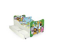 Кровать Happy Jungle