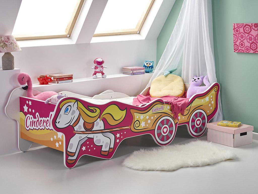 Кровать Cinderella