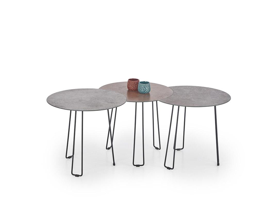 Набор журнальных столиков Triple