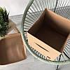 Короб для хранения с крышкой 30*30*30 см ORGANIZE (бежевый), фото 2