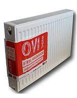 Стальной радиатор Ovi Therm 22 тип 500*1300 боковое подключение